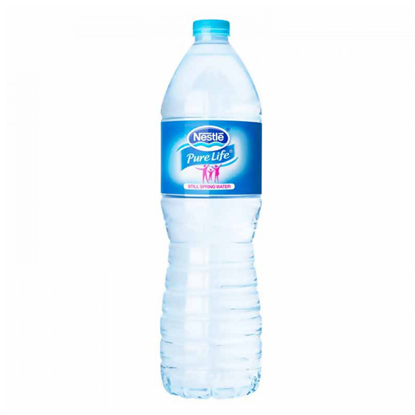 Picture of Nestle natural drinking water 1.5Liter