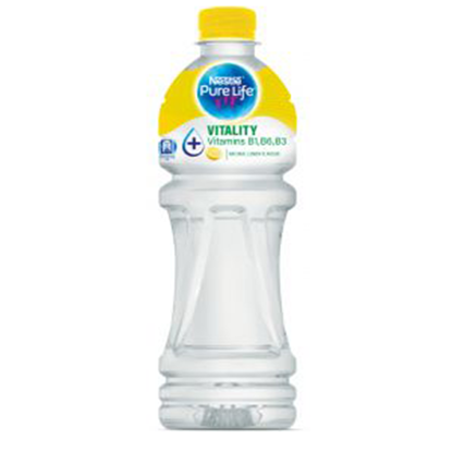 Picture of Nestle vital water with lemon flavor 500ml