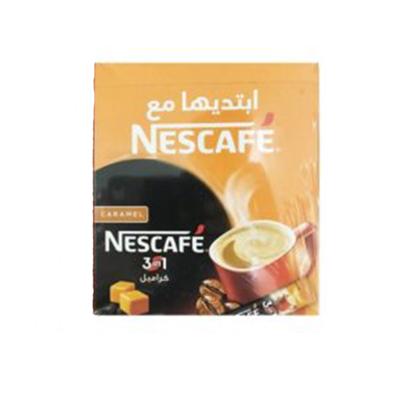 Picture of (Nescafe 3 * 1 caramel (24 Sachets
