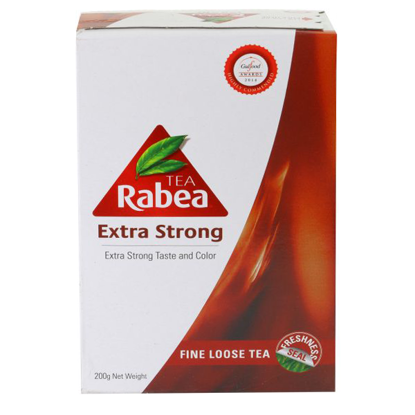 Picture of Rabea tea extra strong 200g