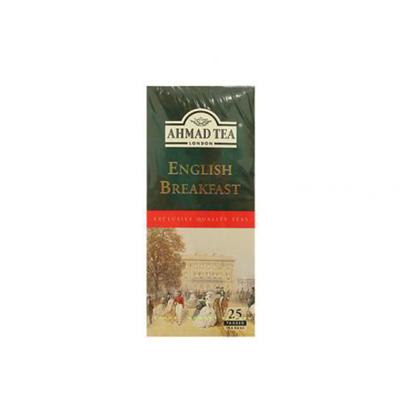 Picture of Ahmed Tea english breakfast 25 tea bags