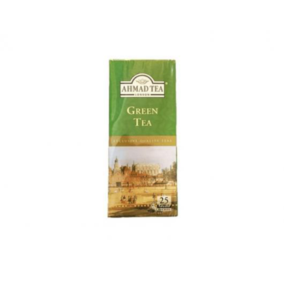 Picture of Ahmed Tea green 25 tea bags