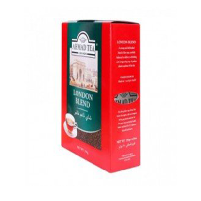 Picture of Ahmed Tea london blend 25 tea bags