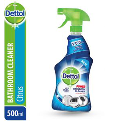 Picture of Dettol power Bathroom cleaner 500 ml