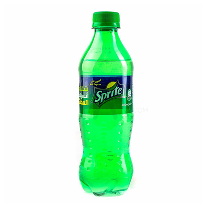 Picture of Sprite Bottle 400ml