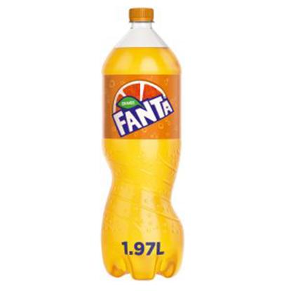 Picture of Fanta Orange 1.97 Liter