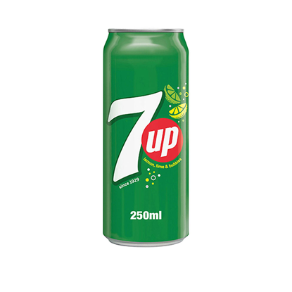 Picture of 7up 250 ml
