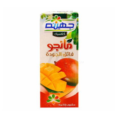 Picture of Juhayna classic mango drink 235 ml