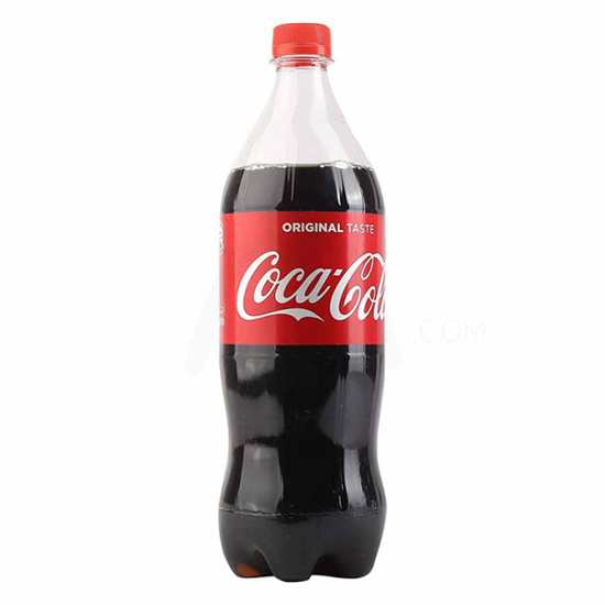صورة  كوكاكولا زجاجة 2لتر +500مل هديه
