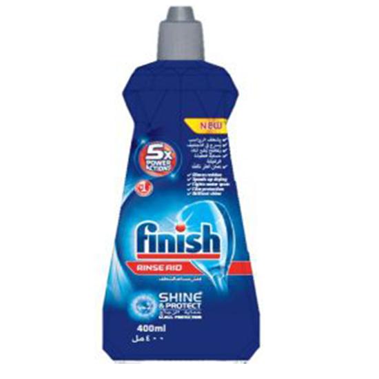 Picture of Finish rinse aid dishwashing (400 ml) ..