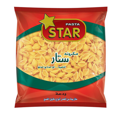 Picture of Star Shells Pasta - 400 gm ..