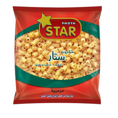 Picture of Star Pasta Small Rings 400g ..