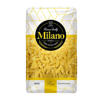 Picture of Milano Rice Shaped Pasta - 400 gm ..