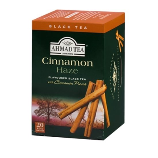 Picture of Ahmed tea - cinnamon haze 20 bags ..