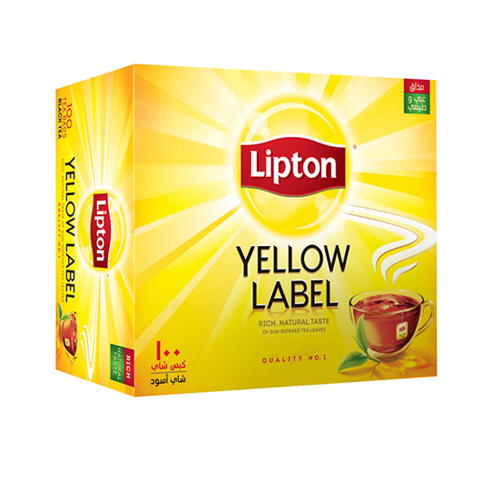 Picture of Lipton tea 100 bags ..