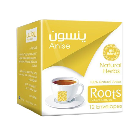 Picture of Roots anise (12 p) ..