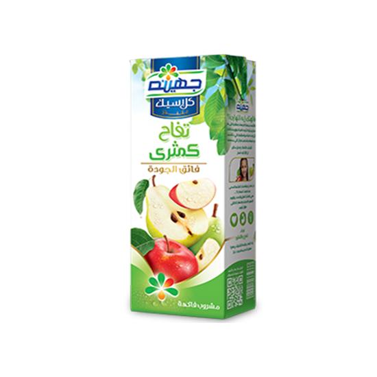 صورة جهينة تفاح كمثرى 235 مل ..