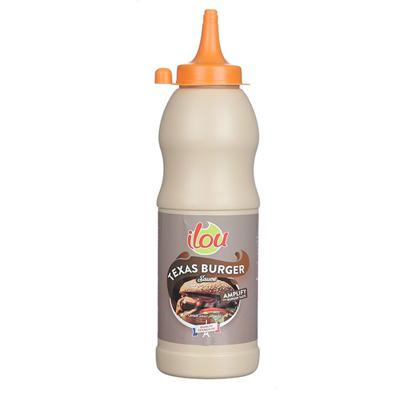 Picture of iLou Texas Burger Sauce Bottle - 500 gm ..