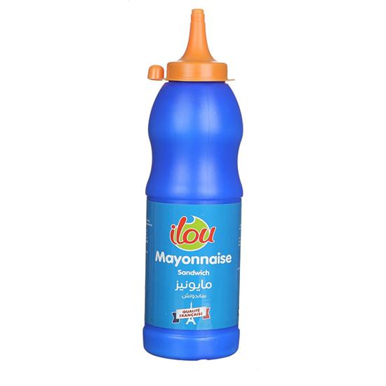 صورة زجاجة مايونيز من ايلو - 500 جم ..