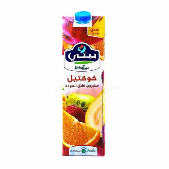 Picture of Betty tropicana coctail Juice 1 liter ..