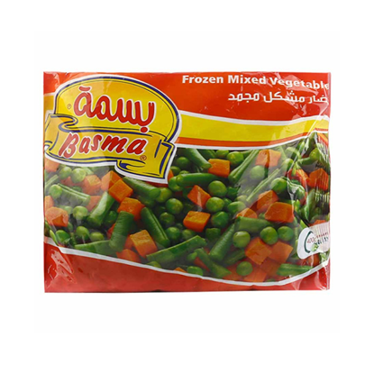 Picture of Basma - frozen mixed vegetables (400 g) ..