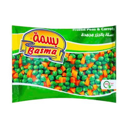 Picture of Basma - frozen peas & carrots (400 g) ..