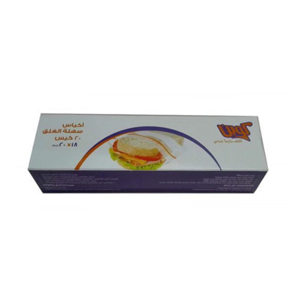 Picture of Queen self-locking food bag 18 * 20 cm * 20 bags