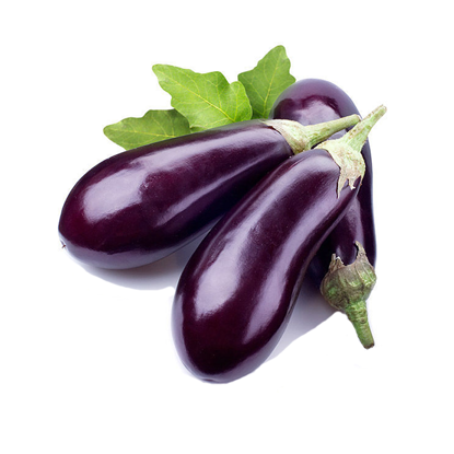 Picture of Brides black eggplant