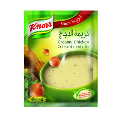 Picture of Fine Foods chicken cream Soup