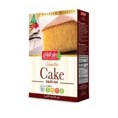 Picture of helw Sham Vanilla Cake