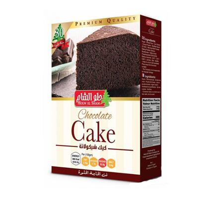 Picture of helw Sham Chocolate Cake