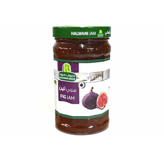 Picture of Fig halawany jam 380 g