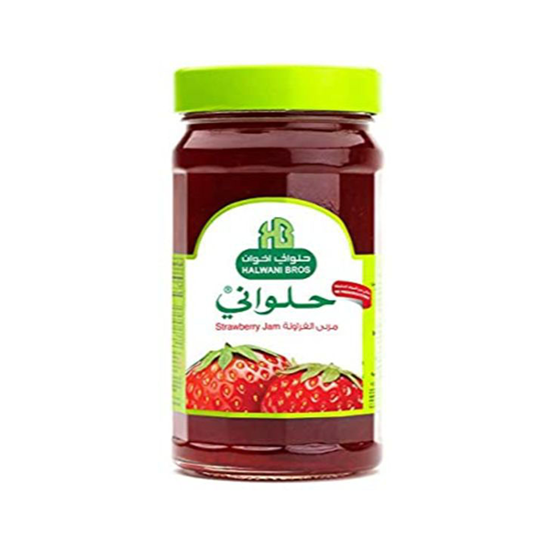 Picture of Strawberry halawany jam 380 g