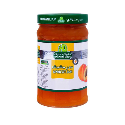 Picture of Apricot halawany jam 380 g