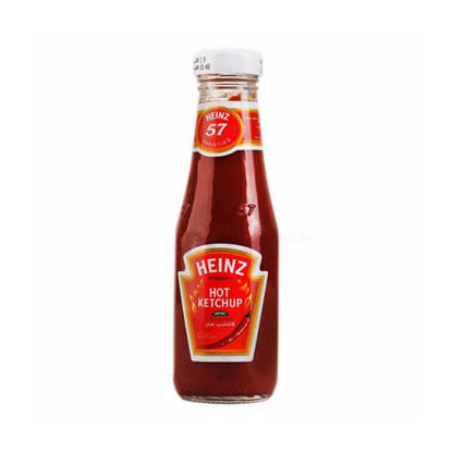 Picture of Heinz Hot Ketchup 200g