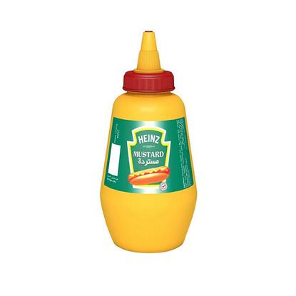 Picture of Heinz mustard 235 g