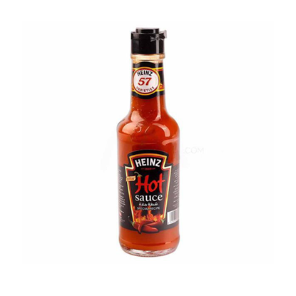 Picture of Hot sauce 165g with lemon