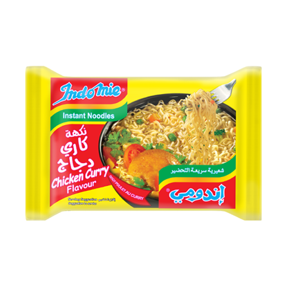 Picture of Indomie Chicken Curry