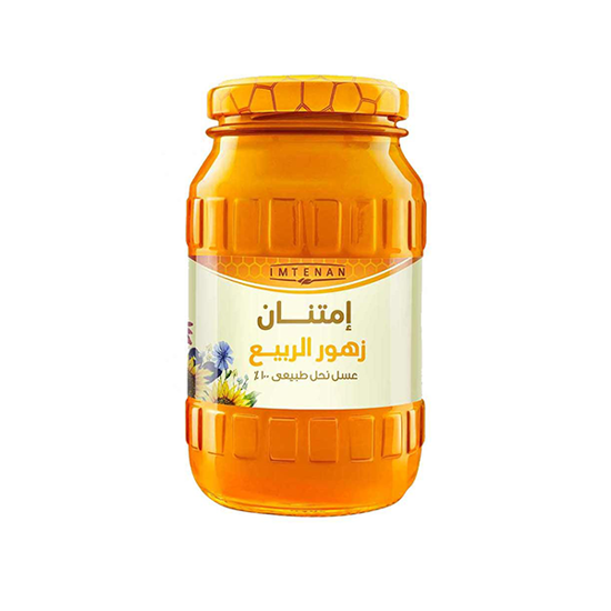 Picture of Imtenan Spring Flowers - Pure Bee Honey, 800 gm ..