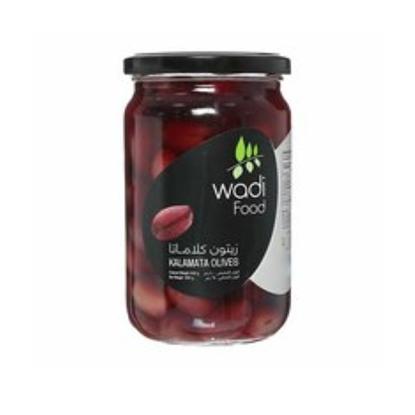 Picture of Wadi Food Kalamata Olives 650 grams