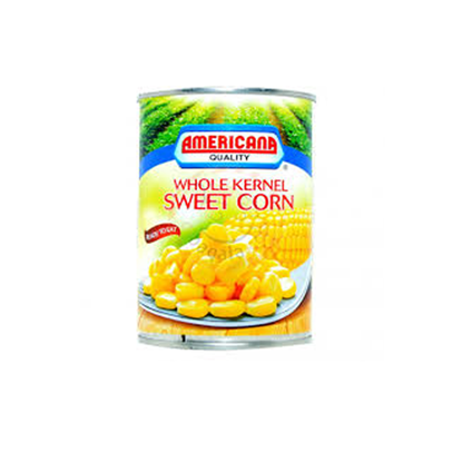 Picture of Americana sweet corn 400 g