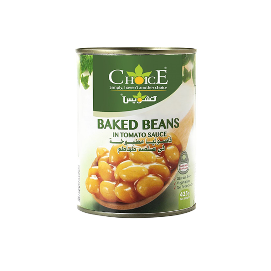 Picture of Choice Baked Beans In Tomato Sauce - 400G ..