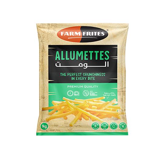 Picture of Farm Frites Alumet Potato 1 K.G