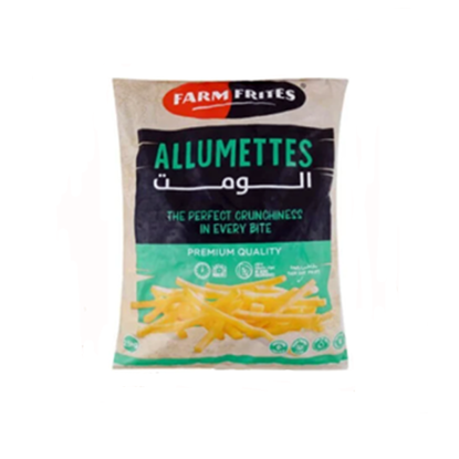 Picture of Farm Frites Alumet Potato 2.5 kg
