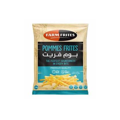 Picture of Farm Frites Potato pommes Frites 2.5 kg
