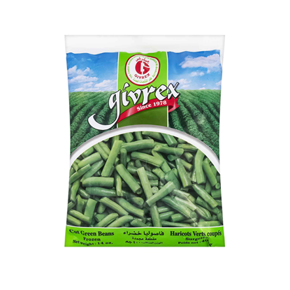 Picture of Givrex Green Beans 400 g