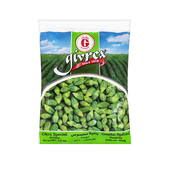 Picture of Givrex Premium Small Okra Zero 400 gm