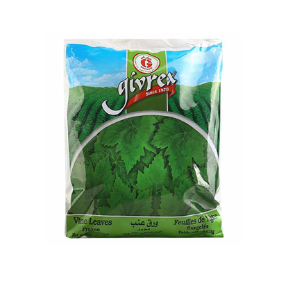 Picture of Givrex Vine Leaves 250 gm