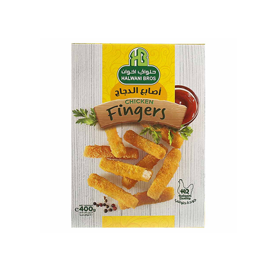 Picture of Halawani - Chicken fingers (400 g) ..