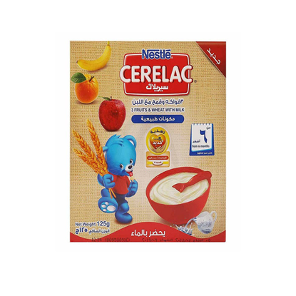 Picture of Cerelac friuts 125 g
